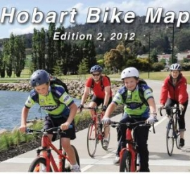 Hobart Bike Map