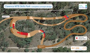 Clarence MTB Park & Meehan Range